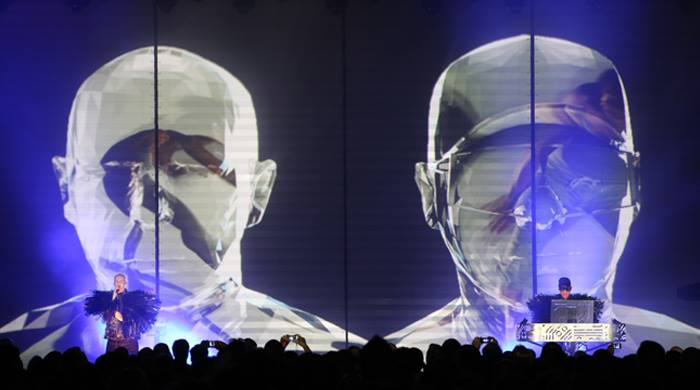 Pet Shop Boys in Dresden – Filmnächte am Elbufer
